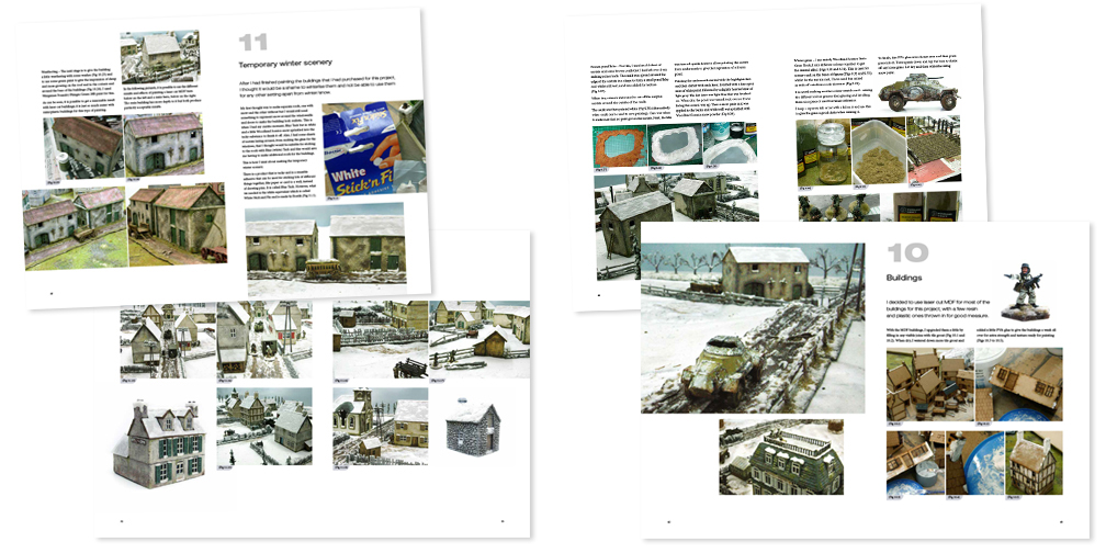 Setting the Scene Book Vol I « PAINTING & WARGAMING