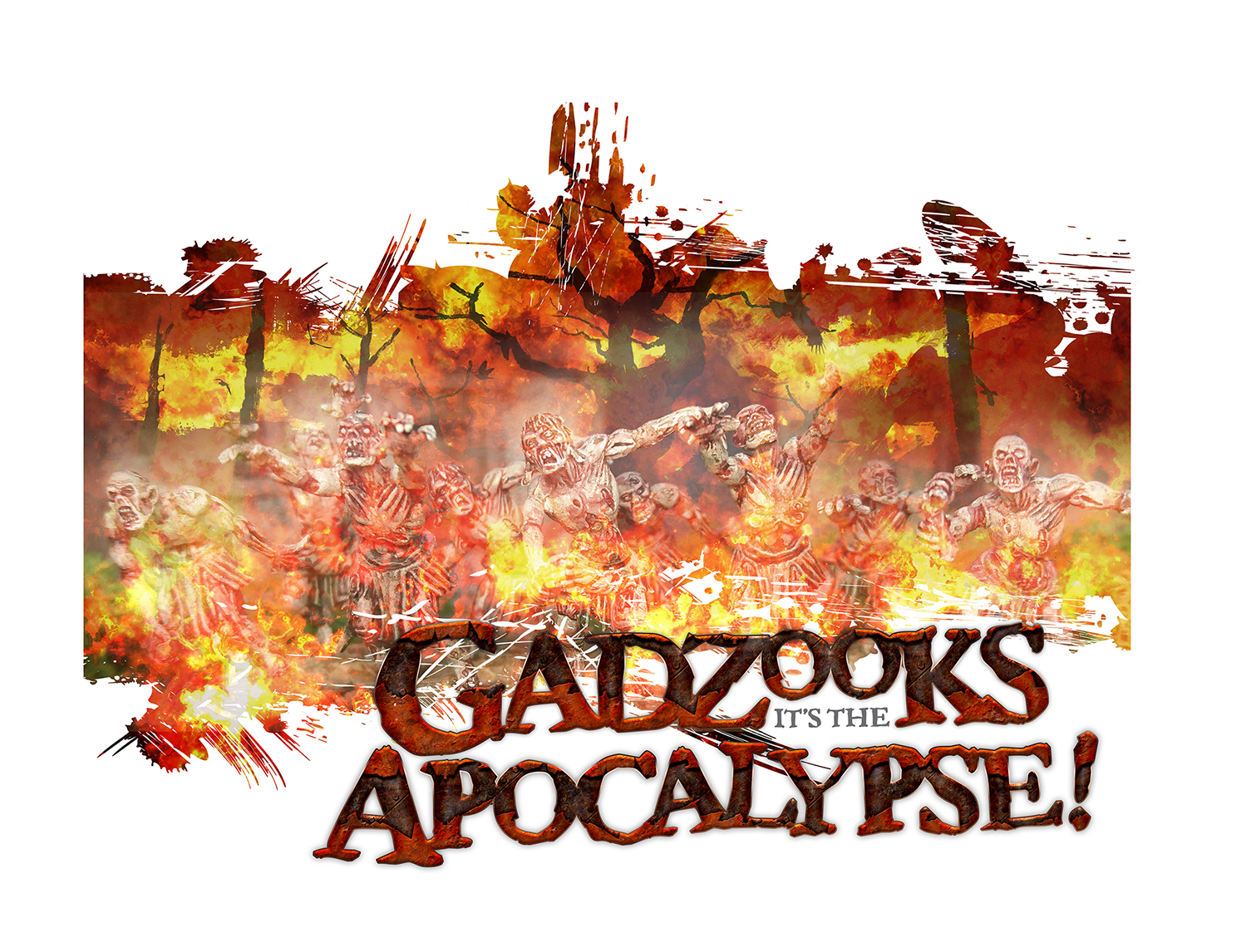 Gadzooks it's the Apocalypse.