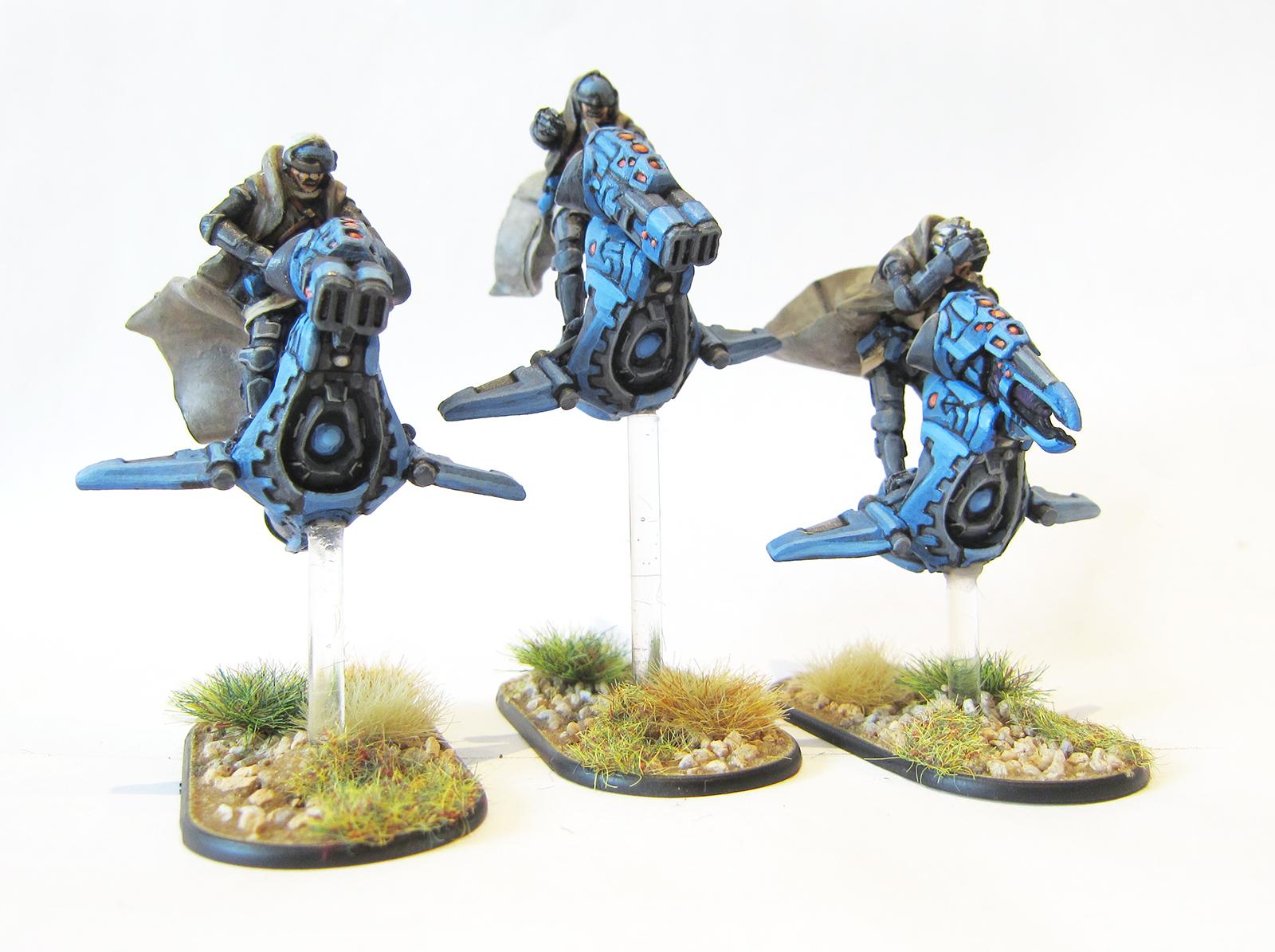 Sky Raider squad