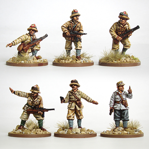 Chain of Command Italians