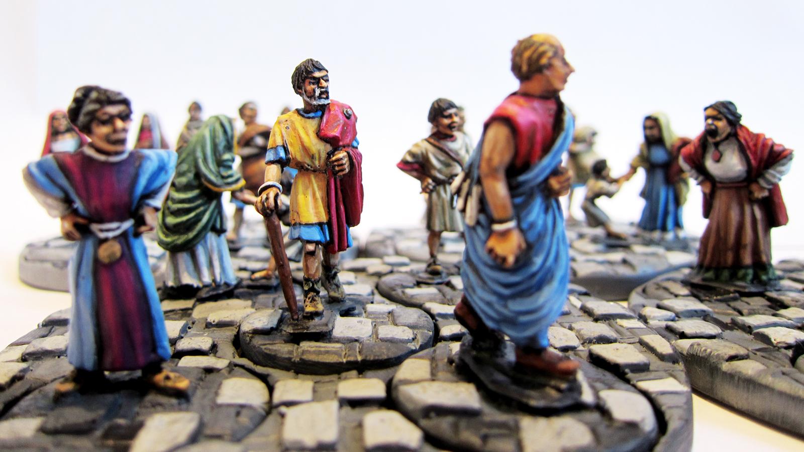 Gangs of Rome Mob