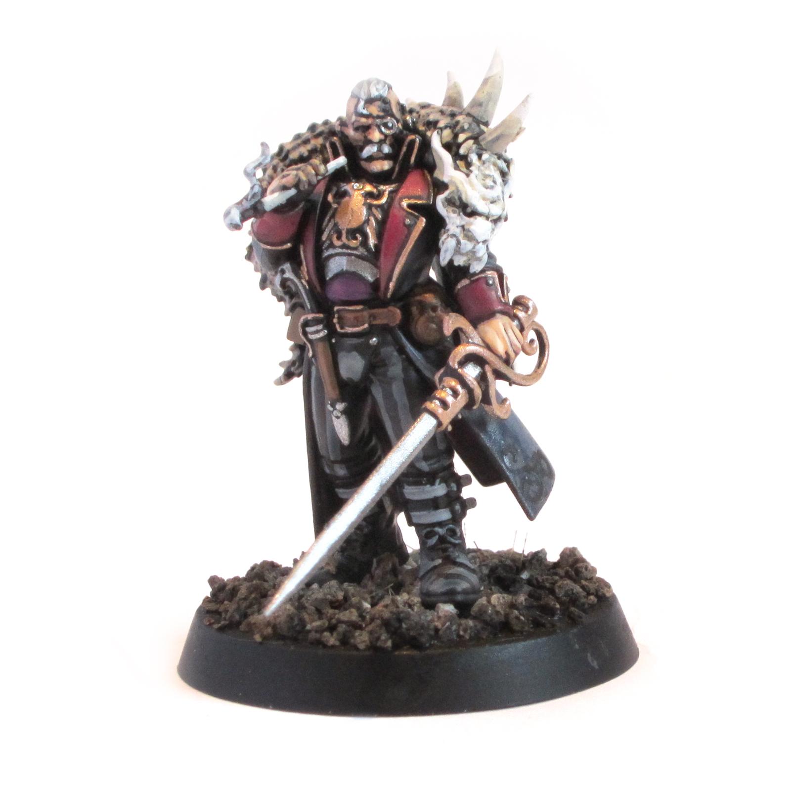Janus Draik, Rogue Trader