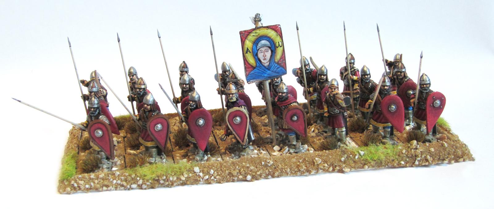 Byzantine Skutatoi