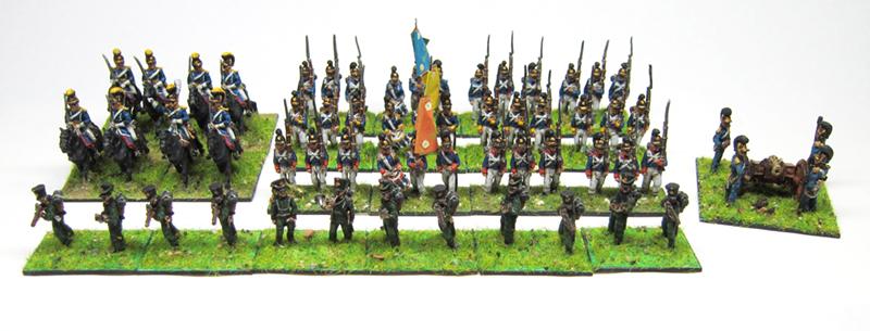 Wurtemburg Advance Guard